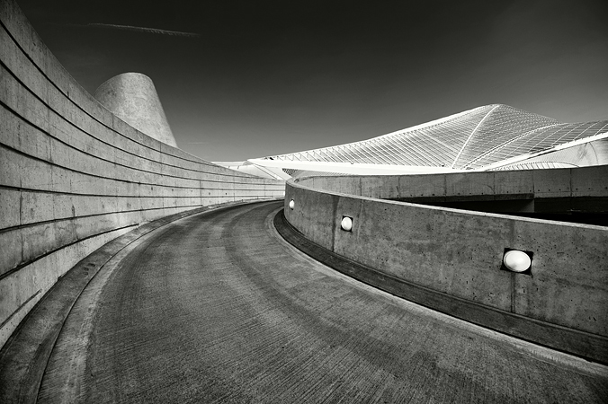 TGV station Liege by Calatrava